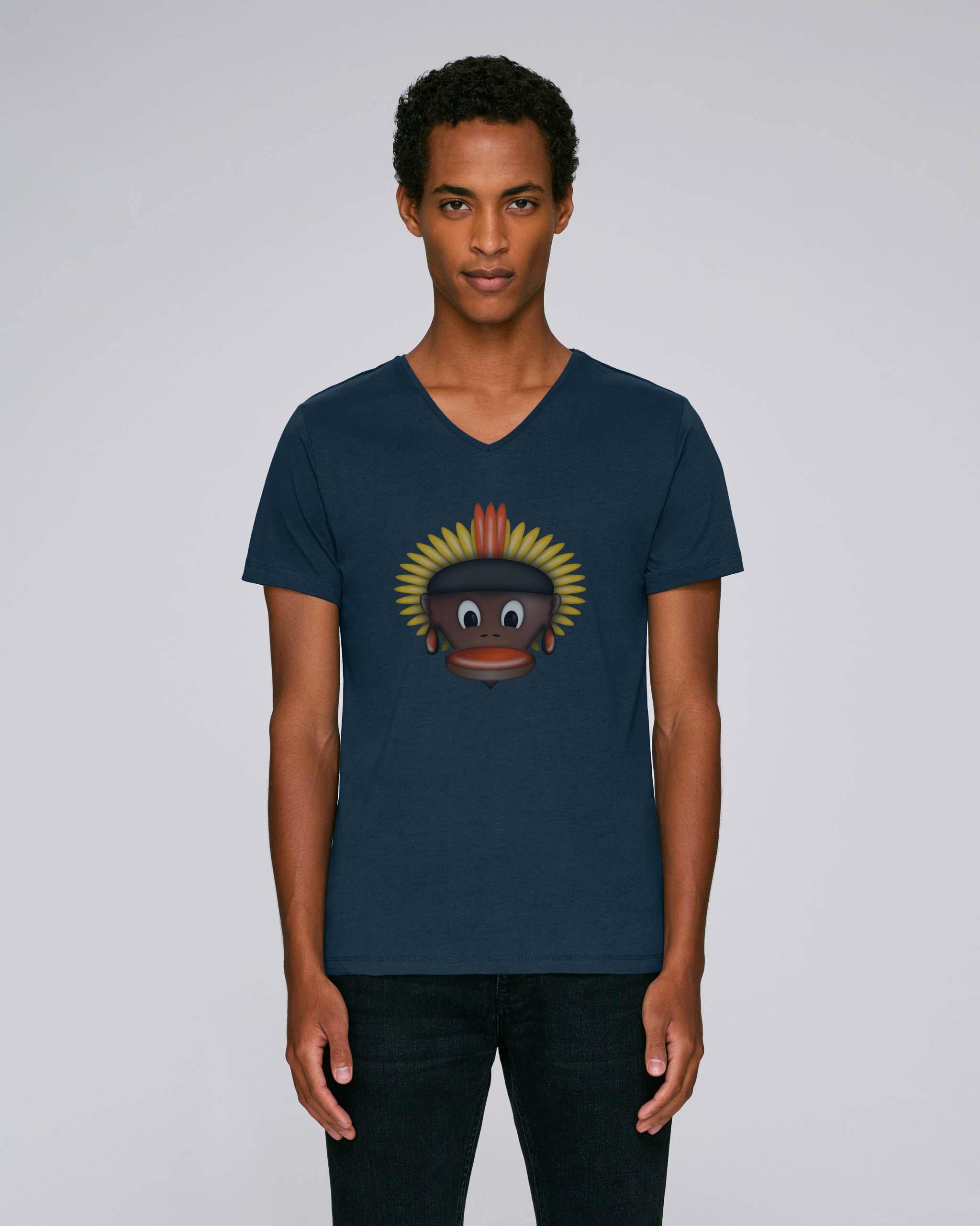 T-Shirt Bio marine Homme - Tribe tee