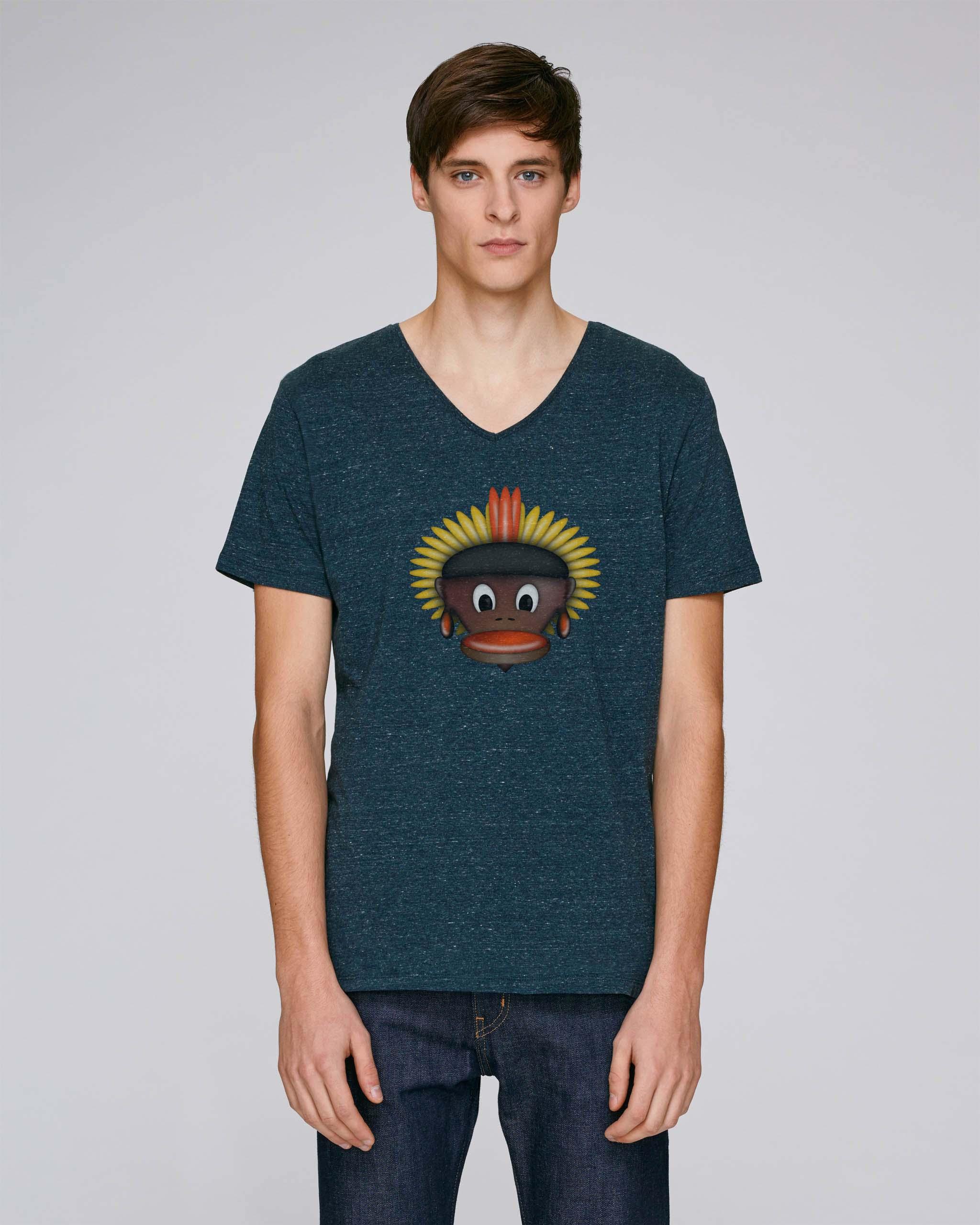 T-Shirt Vert Bio Homme - Tribe tee